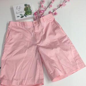 Ralph Lauren GOLF Shorts, Pink - Size 4